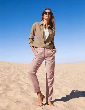 Легкие брюки для офиса
