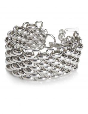 Металлический браслет
